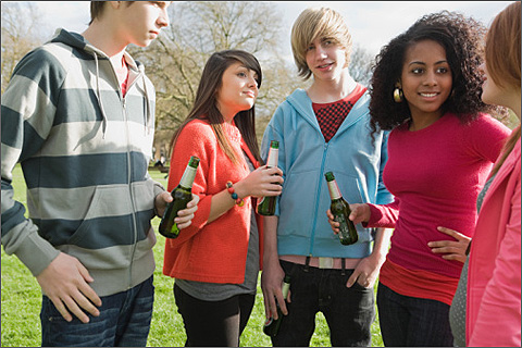 Alcohol Abuse Help for Teens in Pennsylvania